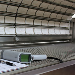 IR Conveyor Oven
