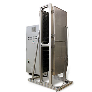 High Speed Upright Oven