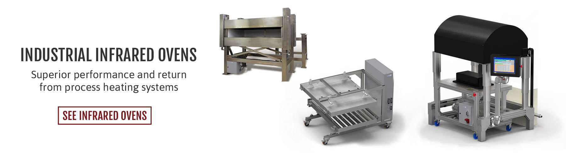 Industrial Infrared Ovens