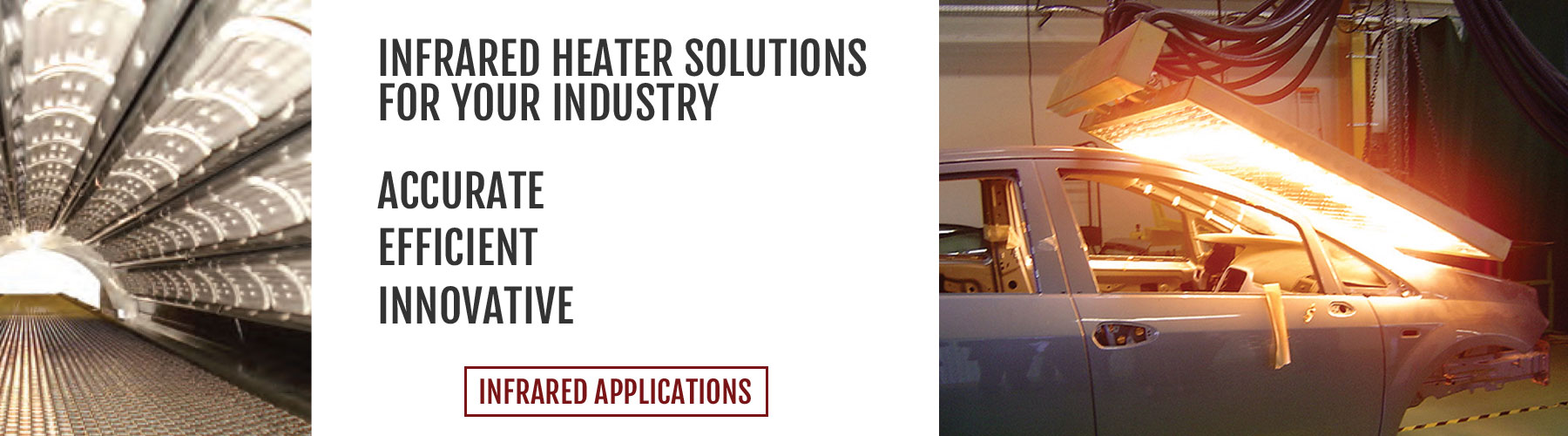 Infrared Heater Solutions