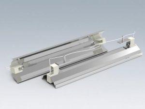 Quartz Tungsten Medium Infrared Heating Reflector