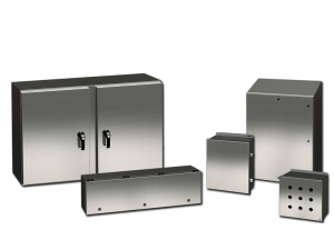 Wall-Mount Enclosures (Stainless Steel)
