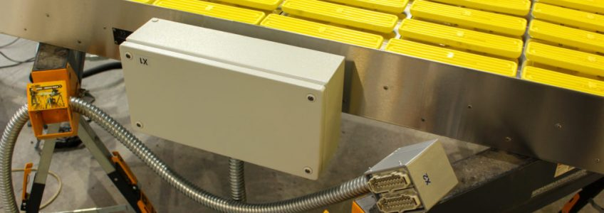 Upgrading a thermoforming line to infrared