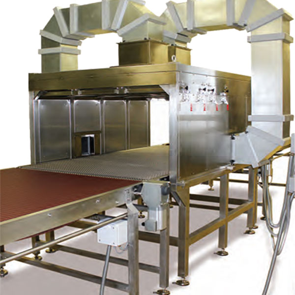 IR Conveying Oven