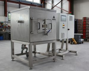 Custom Industrial Furnace for Private Aerospace Company