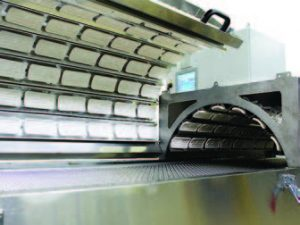 Ceramic Infrared Conveyor Oven
