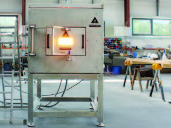 Quartz Halogen Test Oven