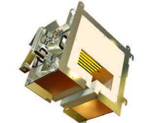 Quartz Tungsten Modular Oven