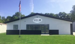 WECO Has Moved