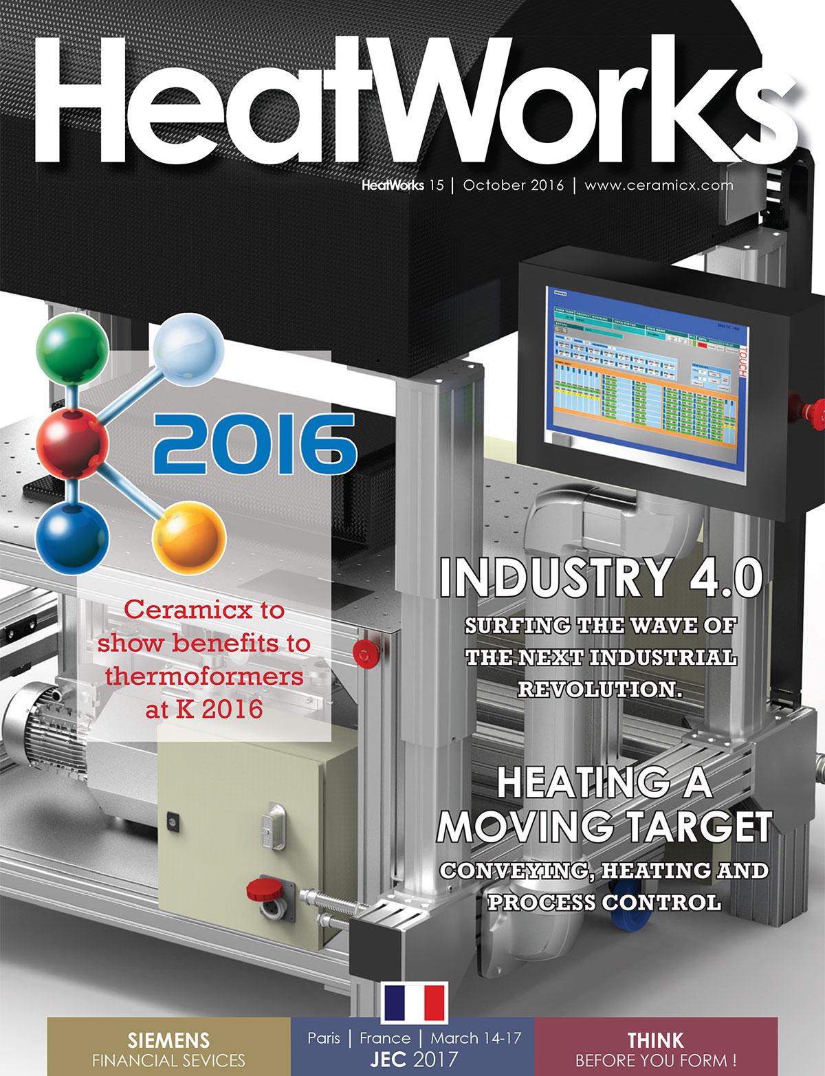 Ceramicx HeatWorks Magazine 16