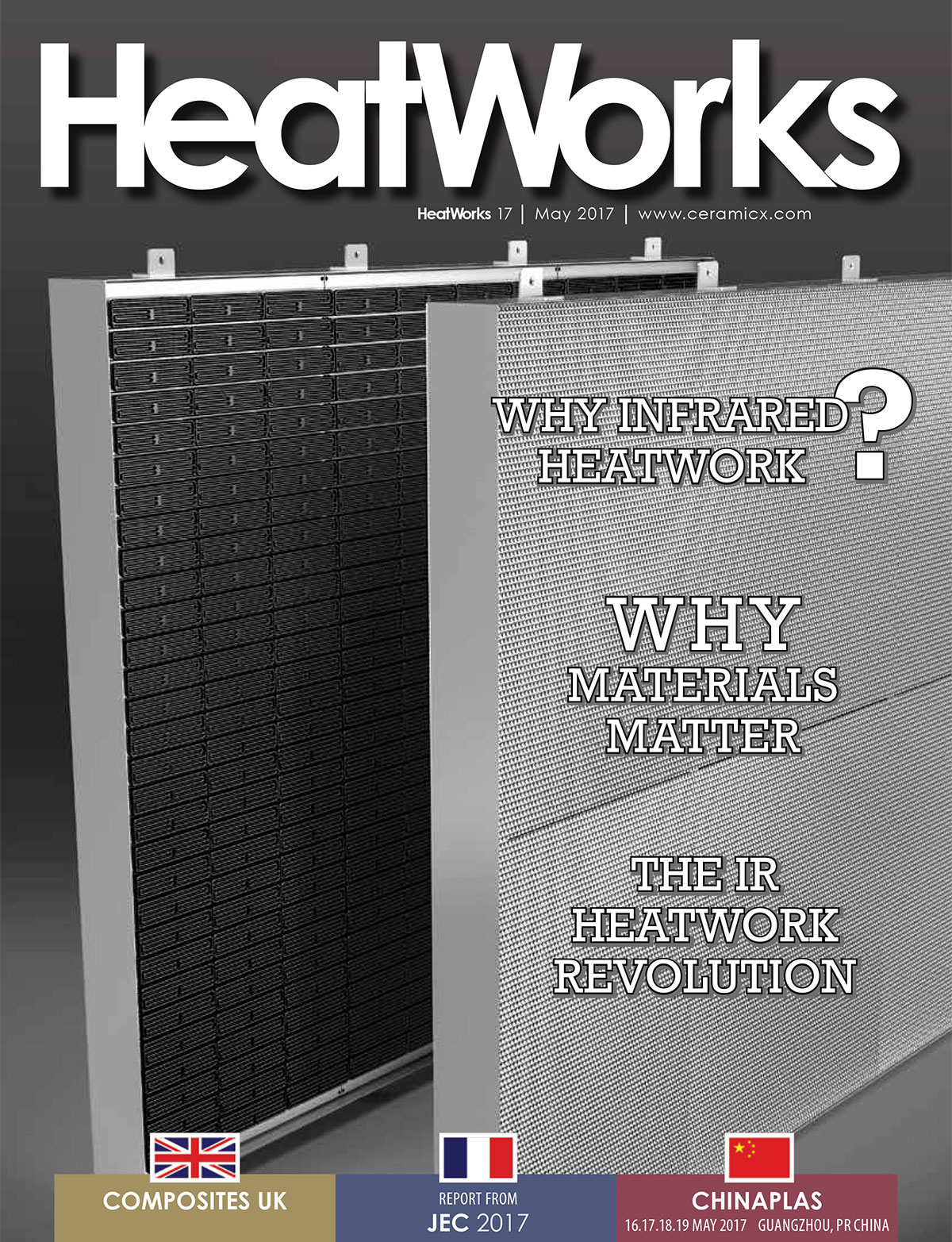 Ceramicx HeatWorks Magazine 17