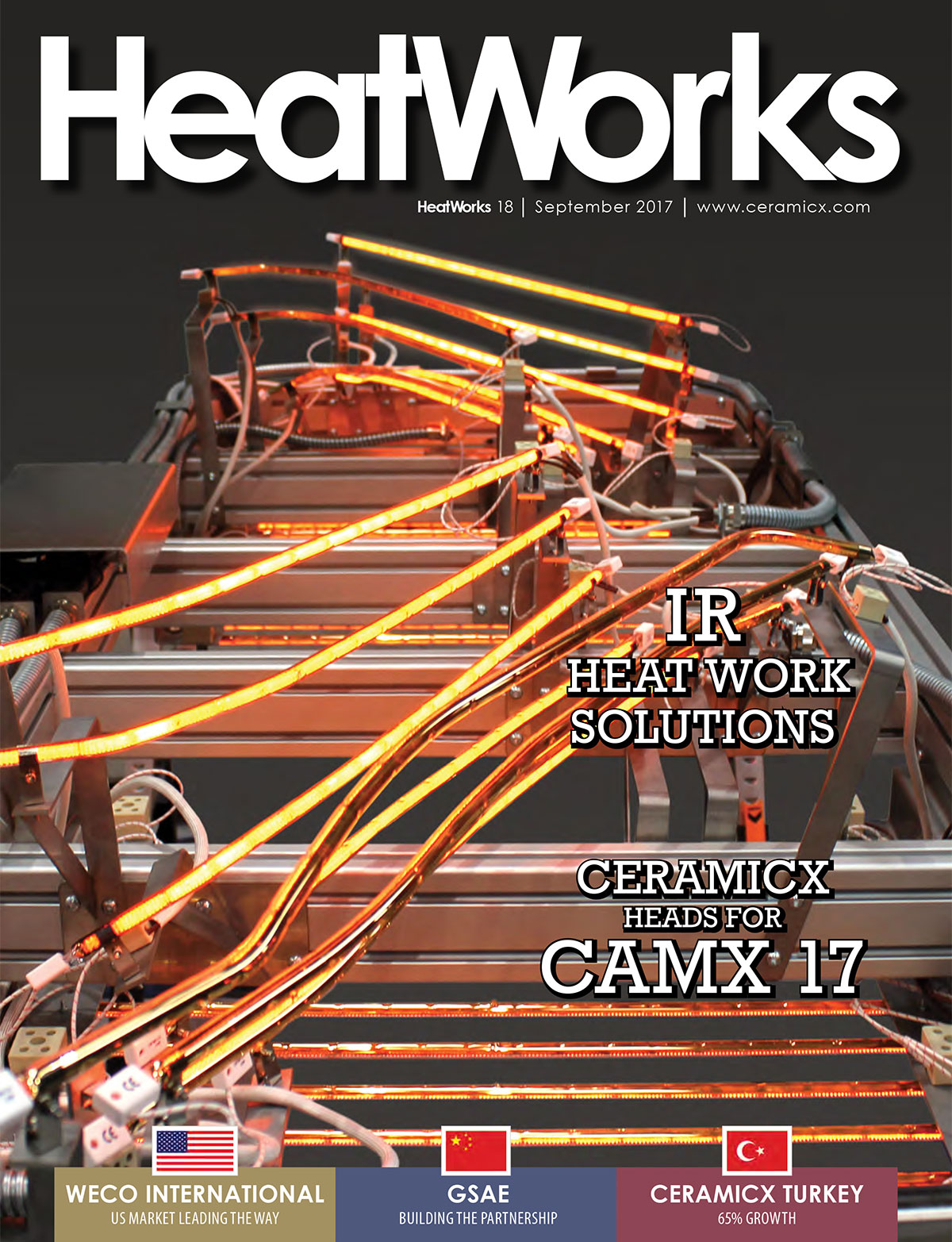 Ceramicx HeatWorks Magazine 18