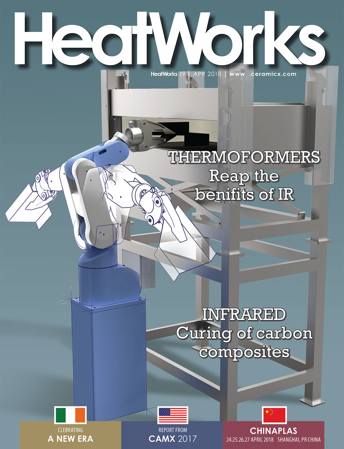 Ceramicx HeatWorks Magazine 19