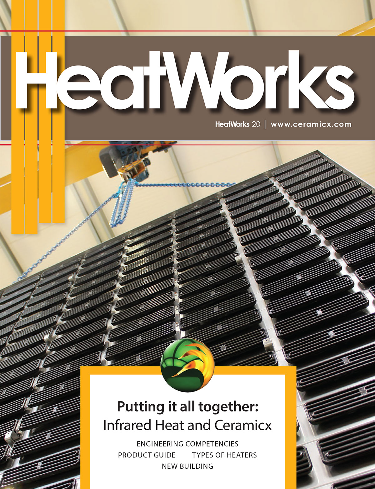 Ceramicx HeatWorks Magazine 20