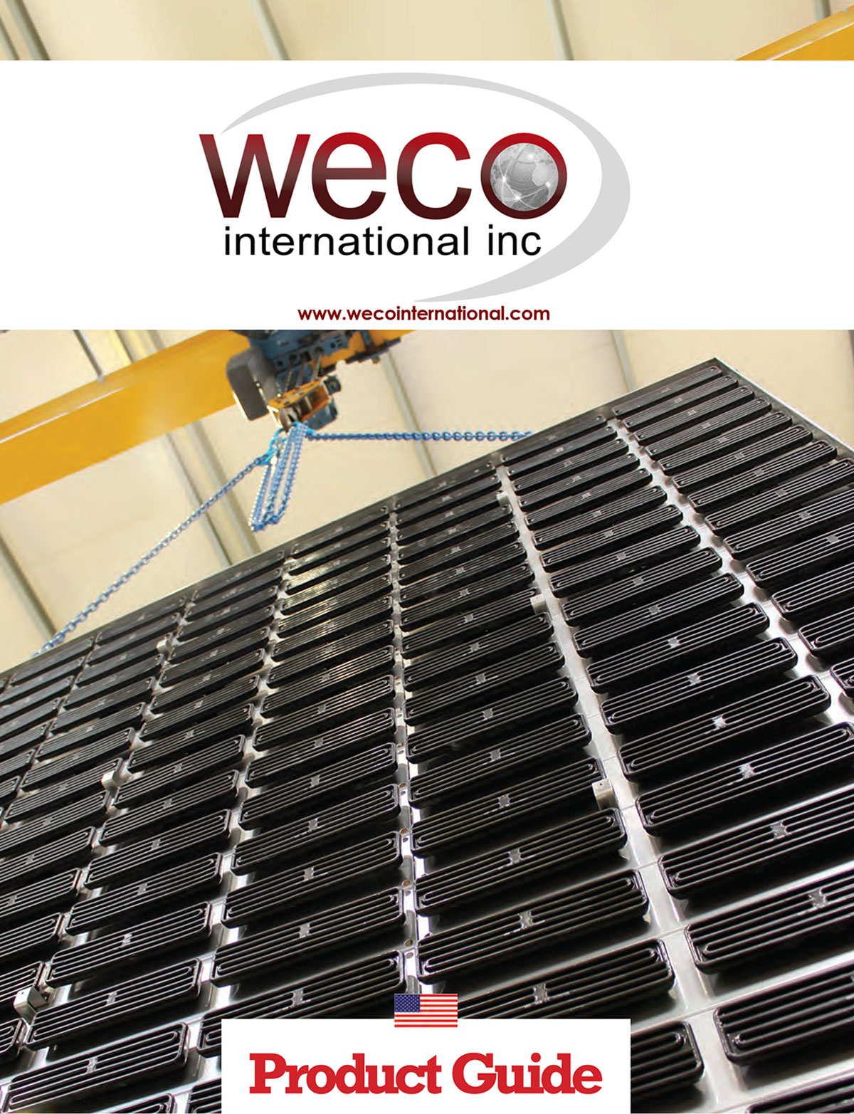 WECO Infrared Heater Catalog