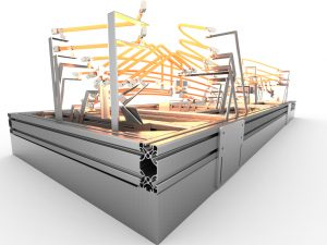 Bonding Automotive Interiors Using Infrared Heating Systems