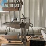 Portable Infrared Test Stand Oven - Top and Bottom Heat - Test Short, Medium and Long Wave Lengths
